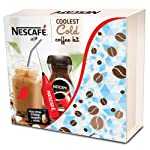 Nescafe Classic Coolest Cold Coffee Kit, Limited Edition -