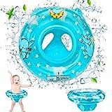 Bouée Piscine, Bouée Bébé, Bouée Enfant, Bouée Gonflable, Convient aux bébés de plus de 6 mois, Bébé Siège De Piscine, Bague
