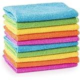 MTS 10/20/30/40/50 Microfibre Cleaning Cloths Dusters Car Bathroom Polish Towels (10)