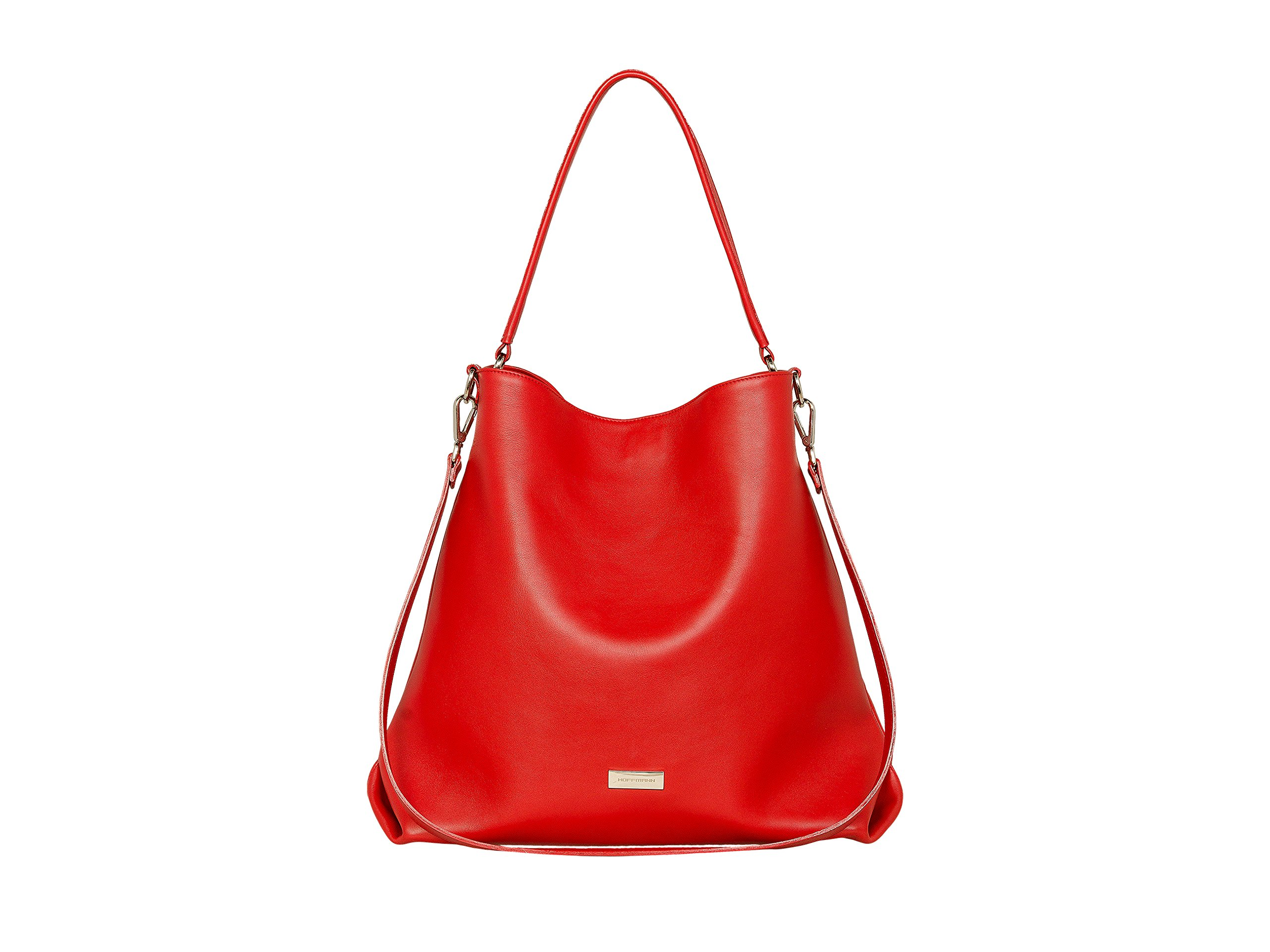 b6a3d20b84b0 Leather handbag HOFFMANN Noble handmade women shoulder bag oversize ...