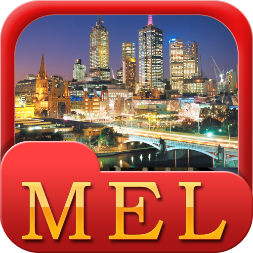 melbourne-offline-map-travel-guide-kindle-tablet-edition