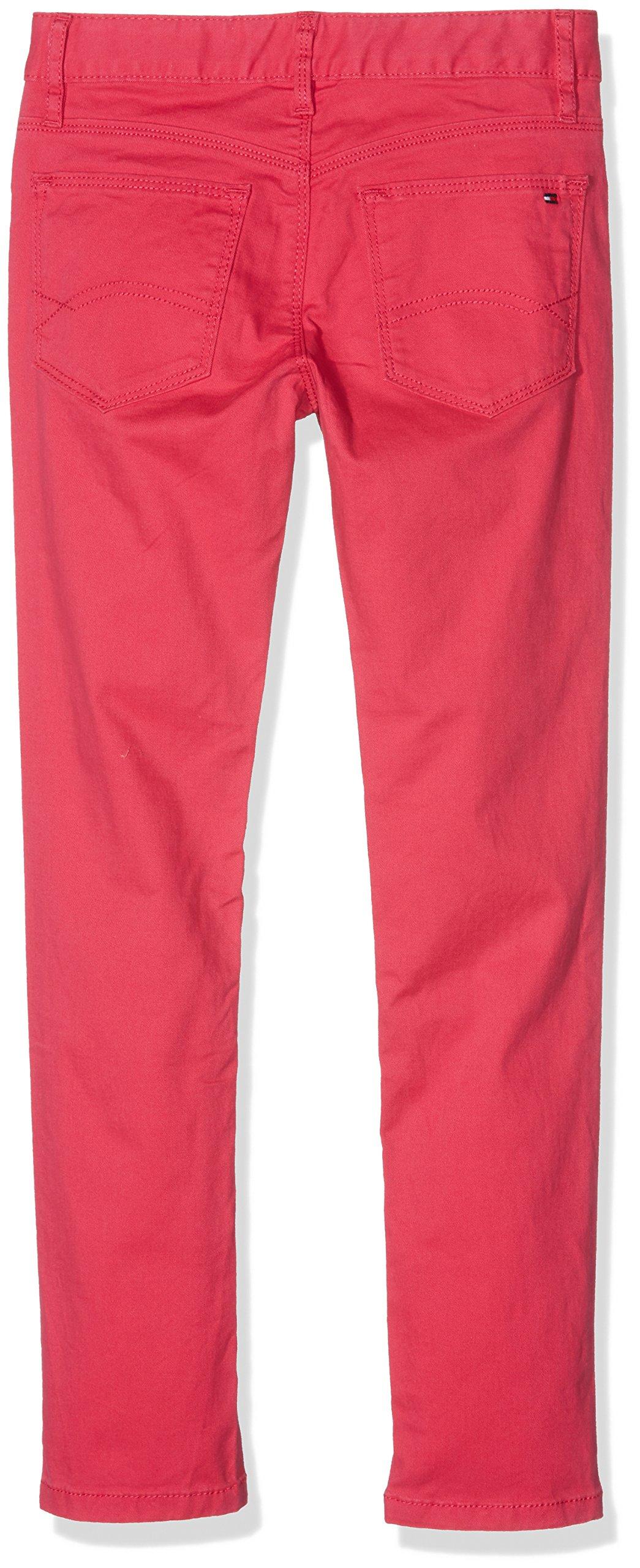 Tommy Hilfiger Ame Nora RR Skinny Fst Pantalones para Niños