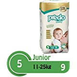 Predo Baby X-Large Size Multi Pack Diapers (Pack of 4)