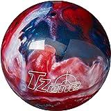 Brunswick TZone Patriot Blaze Bowling Ball - blau
