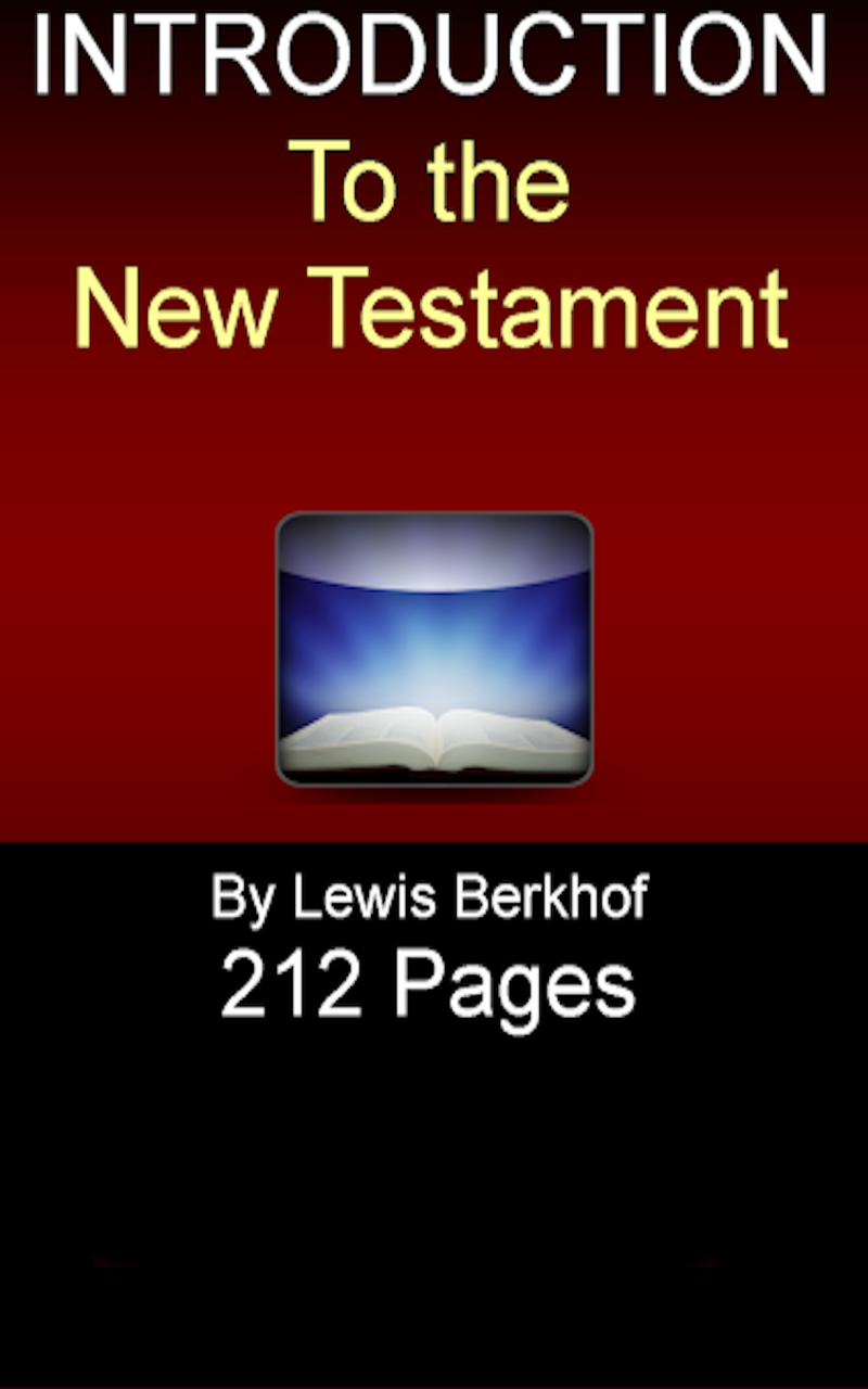 introduction to the new testament The new testament is a record of historical events, the 'good news' events of the saving life of the lord jesus christ—his life, death, resurrection, ascension, and the continuation of his work in the world—which is explained and applied by the apostles whom he chose and sent into the world.