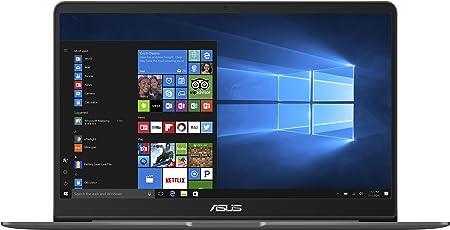 Asus Zenbook UX530UX-FY011T 39,6 cm (15,6 Zoll FHD matt) Ultrabook (Intel Core i5-7200U, 8GB RAM, 128GB, NVIDIA GTX 950M, Win 10) grau