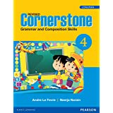 Improve your kids English Grammar & Composition by Pearson Cornerstone 4 for Class 4