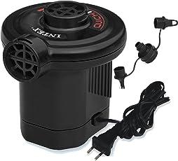 Intex Electric Air Pump, Black