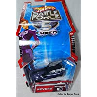Battle Force 5 Fused Reverb Car
