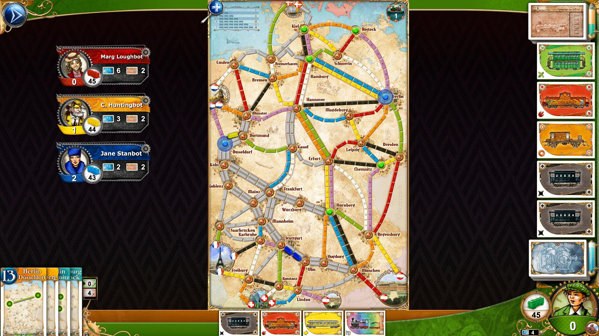 Ticket to Ride - 16