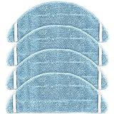 Accesorios para aspiradoras Reemplazo del trapo de tela de la fregona lavable compátil con Lefant T700 / M571 ACCESORIOS DE C
