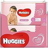 3420 g Huggies Natural Extra Care Baby-Feuchtt/ücher 8 Packungen x je 56 T/ücher