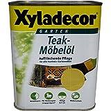 Xyladecor Teakmeubelolie teak 0,75 liter