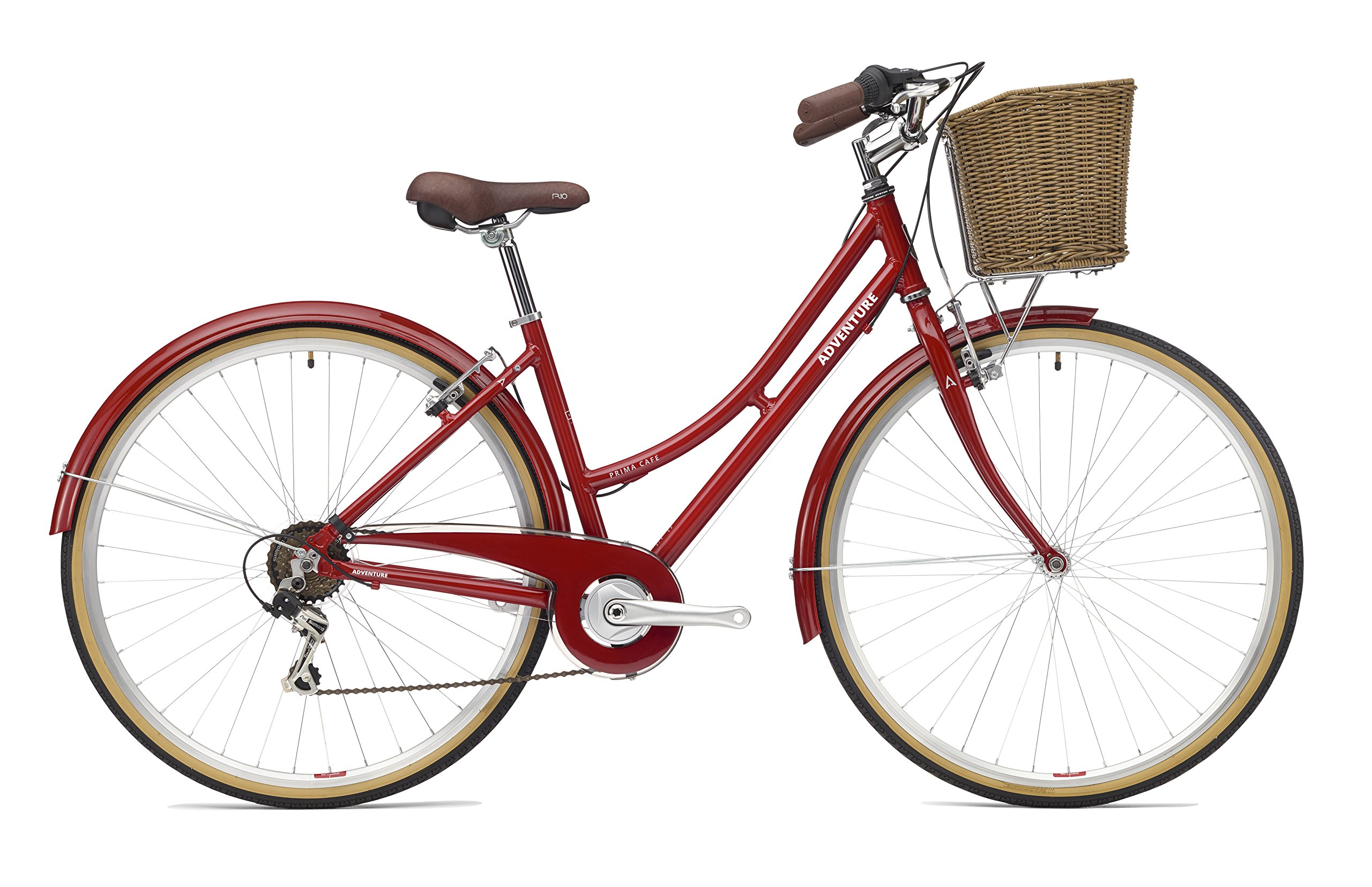 81sxzdt Q5L - Adventure Women's Prima Café Traditional Bike