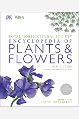 RHS Encyclopedia Of Plants and Flowers Hardcover