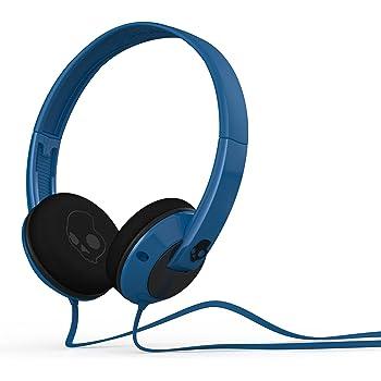 Skullcandy Uprock S5URFZ-101 On-Ear Headphone (Blue/Black)