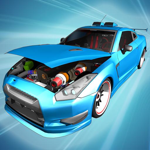 Reparieren Sie mein Auto: Garage Wars! LITE (Ziel Com-shop)