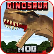 Jurassic Mod for MCPE Pro