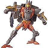 Transformers Generations War for Cybertron: Kingdom Deluxe WFC-K14 Airazor-actiefiguur, kinderen vanaf 8 jaar, 14 cm