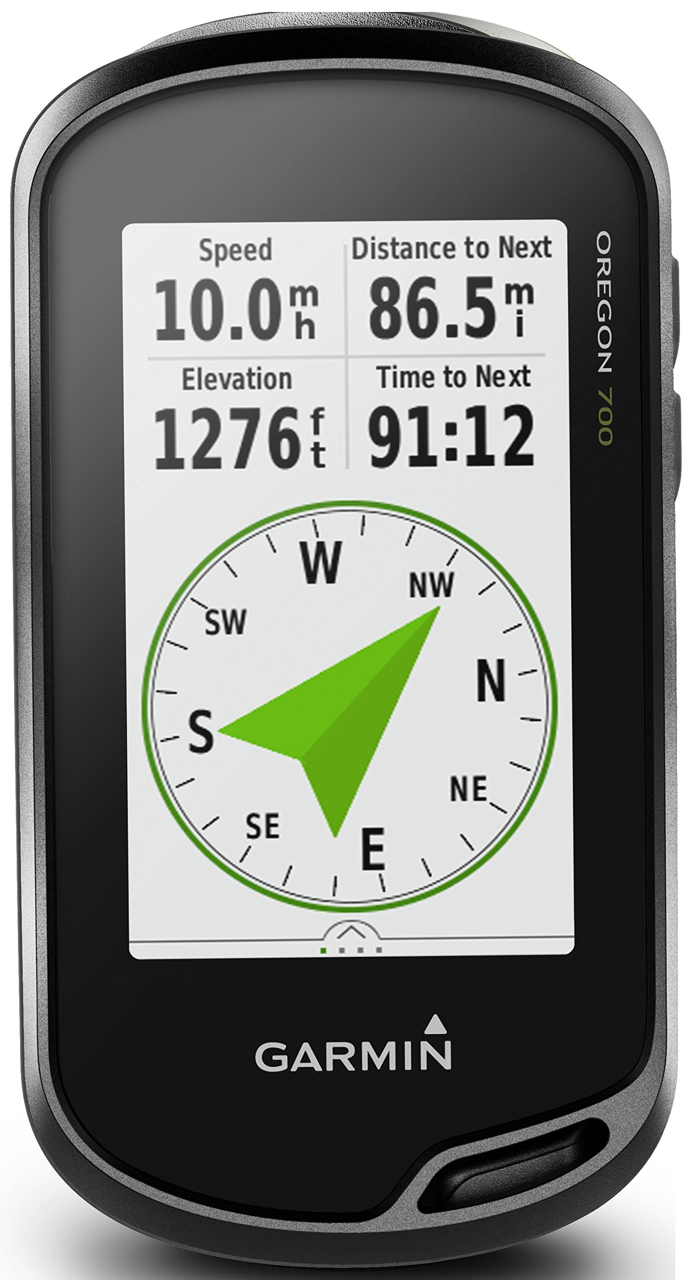 Garmin Oregon 700 Handheld GPS Navigation System 4