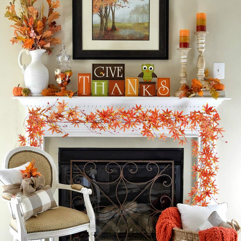 Addobbare casa in autunno