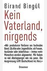 Kein Vaterland, nirgends: Wir produzieren Verlierer am laufenden Band. Ob Alte oder Jugendliche, ob Frauen, Ausländer oder Arbeitslose – immer mehr ... Die Ausgrenzung trifft Deutschland ins Herz. Broschiert