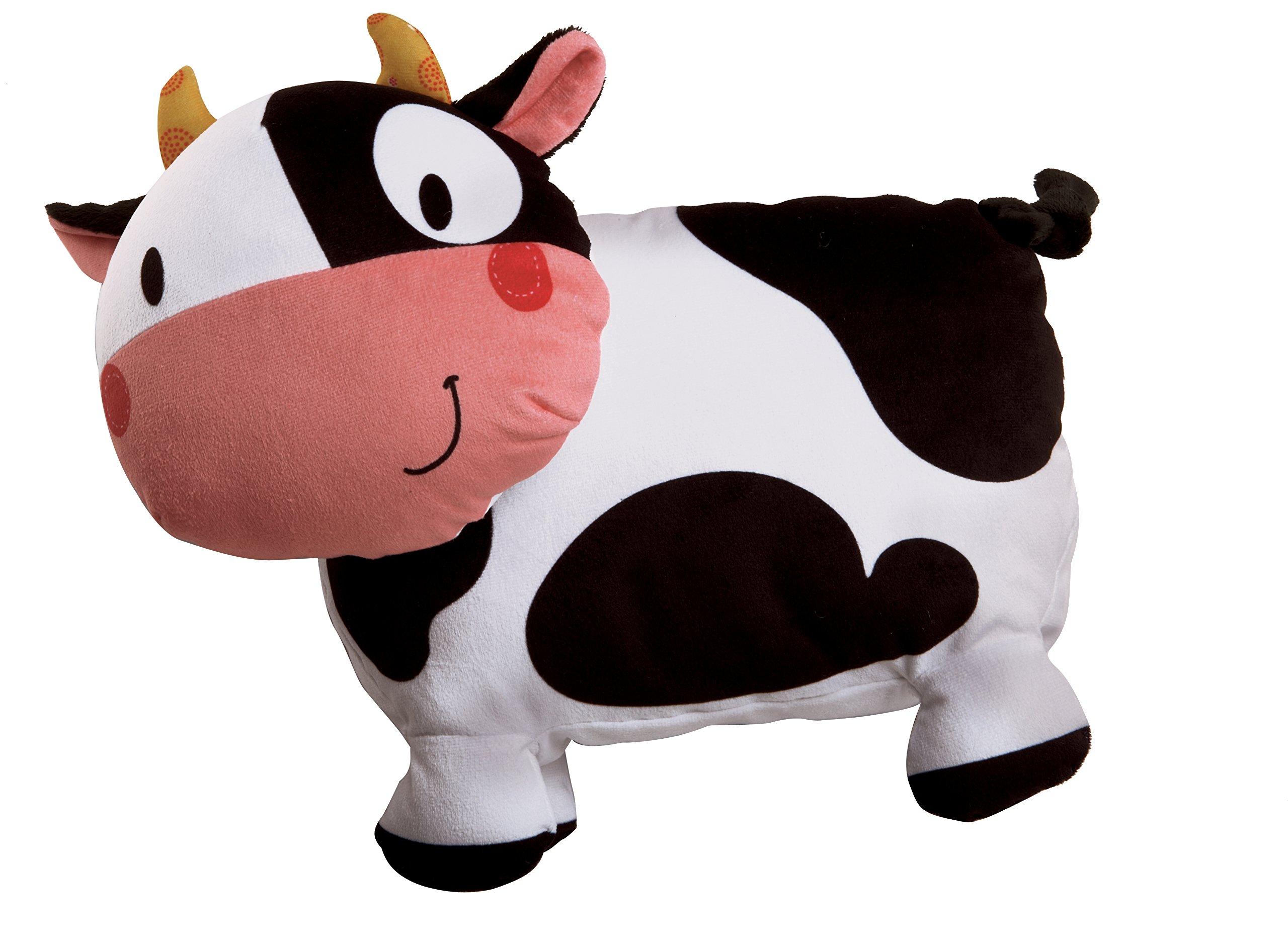 Centro de actividades VTech Baby vaca peluche graciosa