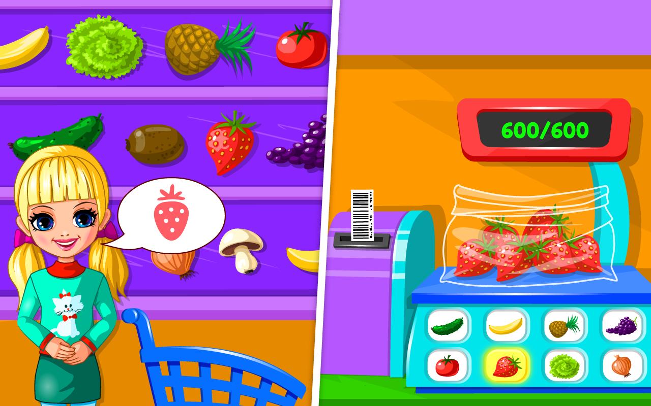 Supermarket Game (Supermarkt): Amazon.de: Apps für Android