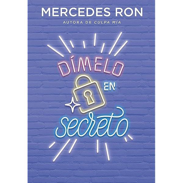 Dímelo en secreto (Dímelo 2) eBook: Ron, Mercedes: Amazon ...