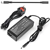 NATNO 65W 19.5V 3.34A AC Adapter Replacement for Dell Inspiron 15-3000 15-5000 15-7000 11-3000 13-5000 13-7000 14-3000 17-500