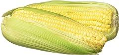Fresh Organic Sweet Corn, American, 400 g