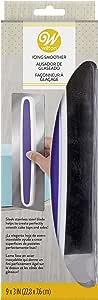 Wilton 0265739 FACONNEUR À GLAÇAGE, Plastique, Violet