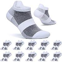 FALARY 10 paia Calzini da Donna Uomo Corte Calze Corti Sportive