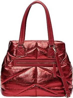 s.Oliver Damen 39.910.94.2074 Schultertasche Rot (Red)