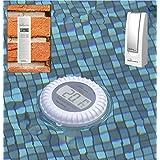 Technoline POOLTHERMOMETER MA 10070 Mobiele ALERTS Gateway + POOLSENDER en Thermo HYGRO Zender