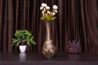 MARINER'S Creation Flower VASE for Home Decor,Living Room,Bedroom,Office, Kitchen | Flower VASE for Table | Flower VASE for Living Room | Flower for Centre Table | Flower VASE Long for Corner