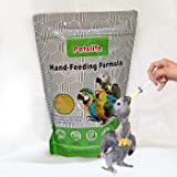 Parrots Wizard Petslife Hand Feeding Formula Baby Bird Food, 500 Grams (Now Available in New Packet)
