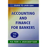 ACCOUNTING AND FINANCE FOR BANKERS GUIDE TO JAIIB Q&A