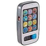 Fisher-Price Mon Téléphone Mobile Jouet Portable Bébé pour Apprendre les Chiffres, le Calcul et Formules de Politesse, 6 Mois