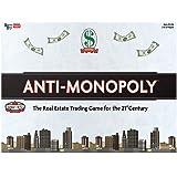 University Games 4988000 8509 - Anti-Monopoly