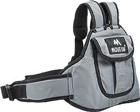 Kid Safe Children Child Safety Belt for Motorbikes and Scooter (Grey)