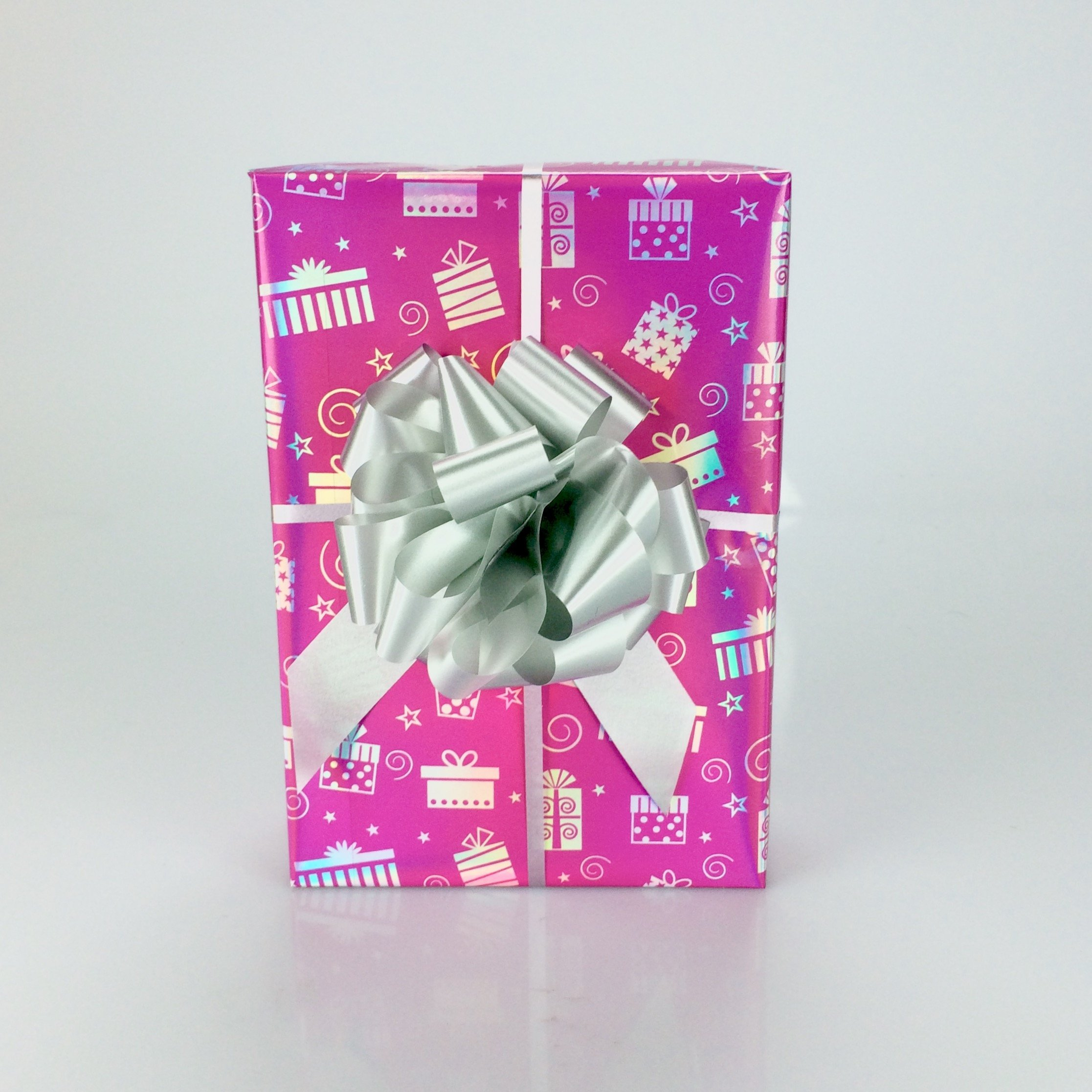 Happy 30th Birthday Gift Wrapped Retro Sweet Hamper Box Male Or Female Themed