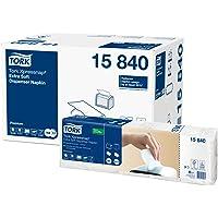 TORK Xpressnap 15840 Serviette enchevêtrée Extra Doux Blanc N4 - Vendu par 5 paquets de 100 Serviettes