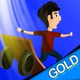 roulement twerk: le jeu de l'été fou de patin twerking - édition d'or
