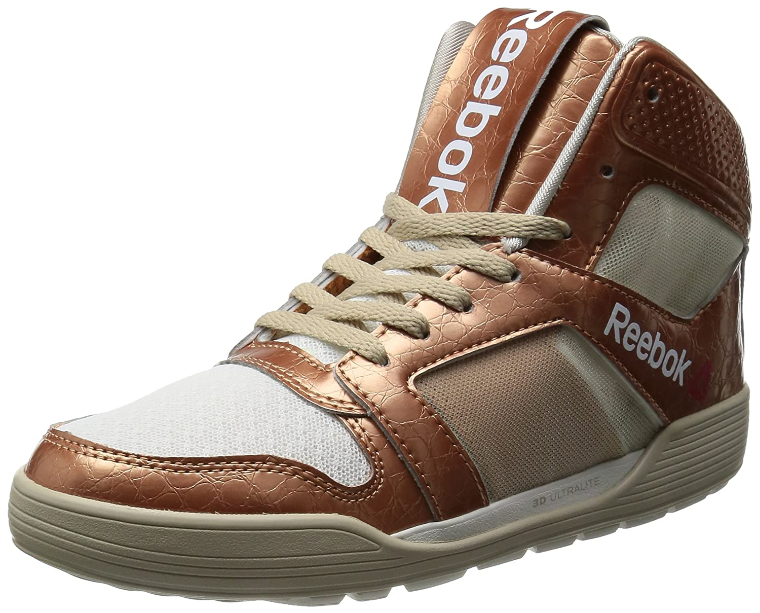reebok dance shoes. reebok women\u0027s dance urtempo mid polyester shoes: amazon.in: shoes \u0026 handbags t