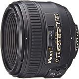 Nikon AF-S Nikkor 50mm 1:1,4G Objektiv (58mm Filtergewinde) schwarz