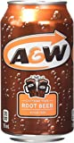 A & W A&W Root Beer Cans 355ml(Pack of 12)