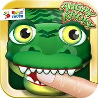 Angry Kroky – Total Übergeschnappt! (von Happy-Touch Kinder Spiele und Apps)