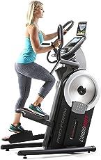 ProForm-Ellipticals und Crosstraine- Cardio HIIT Trainer. 24 Digitale Widerstands-Level,32 Workouts, Hochintensitätsintervalltraining,iFit-Kompatibel,13kg-Schwungrad - PFEVEL71216