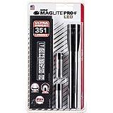 Mag-Lite Mini Pro+ LED zaklamp, 245 lumen, ANSI standaard getest, zwart SP+P01H